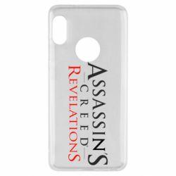 Чехол для Xiaomi Redmi Note 5 Assassin's Creed Revelations