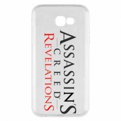 Чохол для Samsung A7 2017 Assassin's Creed Revelations