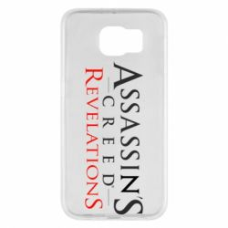 Чохол для Samsung S6 Assassin's Creed Revelations