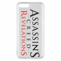 Чехол для Xiaomi Mi6 Assassin's Creed Revelations