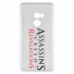 Чехол для Xiaomi Mi Mix 2 Assassin's Creed Revelations