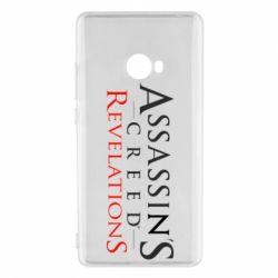 Чехол для Xiaomi Mi Note 2 Assassin's Creed Revelations