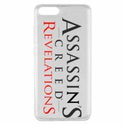 Чехол для Xiaomi Mi Note 3 Assassin's Creed Revelations