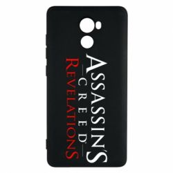 Чехол для Xiaomi Redmi 4 Assassin's Creed Revelations - FatLine