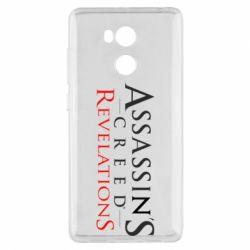 Чехол для Xiaomi Redmi 4 Pro/Prime Assassin's Creed Revelations - FatLine