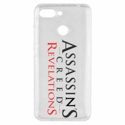Чехол для Xiaomi Redmi 6 Assassin's Creed Revelations - FatLine