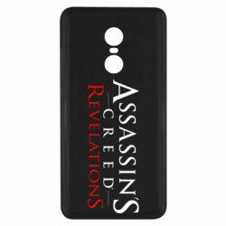 Чехол для Xiaomi Redmi Note 4x Assassin's Creed Revelations