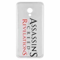 Чехол для Meizu M5 Assassin's Creed Revelations - FatLine