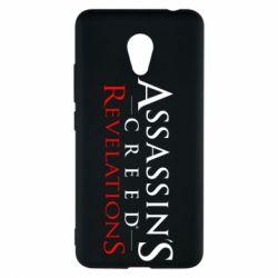 Чехол для Meizu M5c Assassin's Creed Revelations - FatLine