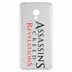 Чехол для Meizu M5s Assassin's Creed Revelations - FatLine