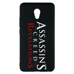 Чехол для Meizu M5 Note Assassin's Creed Revelations - FatLine