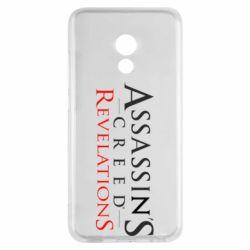 Чехол для Meizu Pro 6 Assassin's Creed Revelations - FatLine