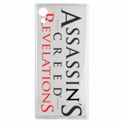 Чехол для Sony Xperia XA1 Assassin's Creed Revelations - FatLine