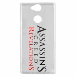 Чехол для Sony Xperia XA2 Assassin's Creed Revelations - FatLine