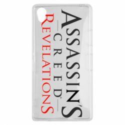 Чехол для Sony Xperia Z1 Assassin's Creed Revelations - FatLine