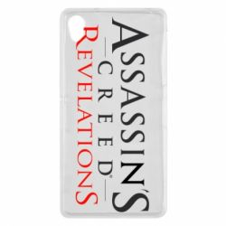 Чехол для Sony Xperia Z2 Assassin's Creed Revelations - FatLine