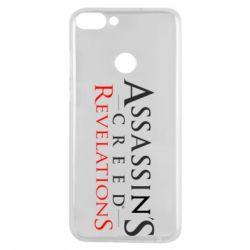 Чехол для Huawei P Smart Assassin's Creed Revelations - FatLine
