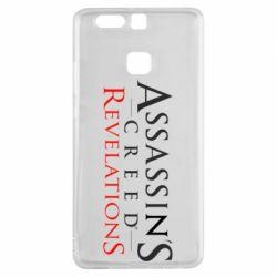Чехол для Huawei P9 Assassin's Creed Revelations - FatLine