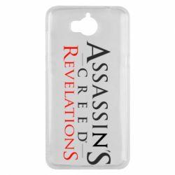 Чехол для Huawei Y5 2017 Assassin's Creed Revelations - FatLine