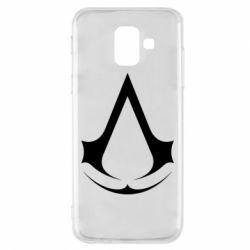 Чохол для Samsung A6 2018 Assassin's Creed
