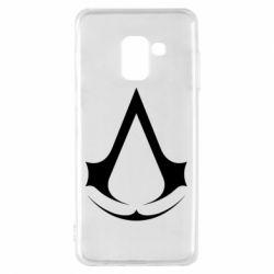 Чохол для Samsung A8 2018 Assassin's Creed