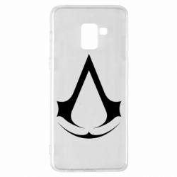 Чохол для Samsung A8+ 2018 Assassin's Creed