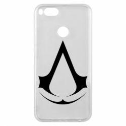 Чохол для Xiaomi Mi A1 Assassin's Creed