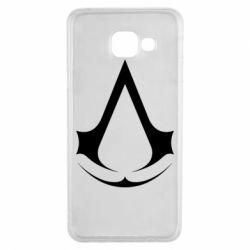 Чохол для Samsung A3 2016 Assassin's Creed