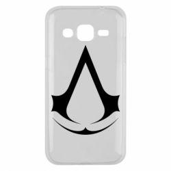 Чохол для Samsung J2 2015 Assassin's Creed