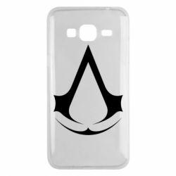 Чохол для Samsung J3 2016 Assassin's Creed