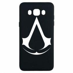 Чохол для Samsung J7 2016 Assassin's Creed