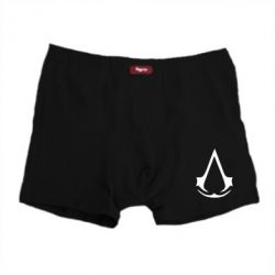 Мужские трусы Assassin's Creed - FatLine