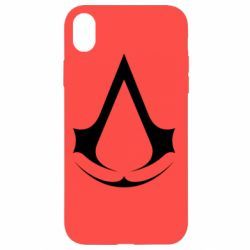 Чехол для iPhone XR Assassin's Creed