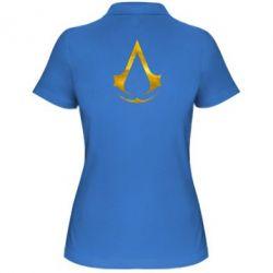 Жіноча футболка поло Assassin's Creed
