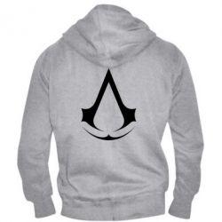 Чоловіча толстовка на блискавці Assassin's Creed