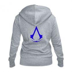 Жіноча толстовка на блискавці Assassin's Creed
