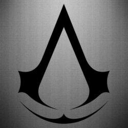 Наклейка Assassin's Creed