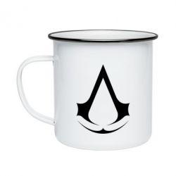 Кружка емальована Assassin's Creed