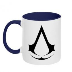 Кружка двоколірна 320ml Assassin's Creed