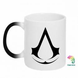 Кружка-хамелеон Assassin's Creed