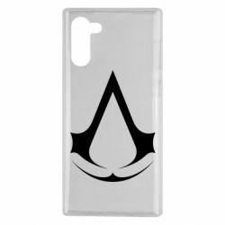 Чохол для Samsung Note 10 Assassin's Creed