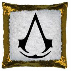 Подушка-хамелеон Assassin's Creed