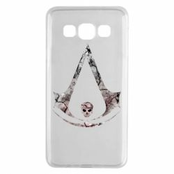 Чехол для Samsung A3 2015 Assassins Creed and skull