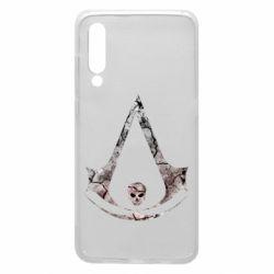 Чехол для Xiaomi Mi9 Assassins Creed and skull