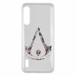 Чохол для Xiaomi Mi A3 Assassins Creed and skull