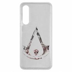 Чехол для Xiaomi Mi9 SE Assassins Creed and skull