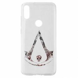 Чехол для Xiaomi Mi Play Assassins Creed and skull