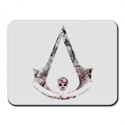 Купить Коврик для мыши Assassins Creed and skull, FatLine