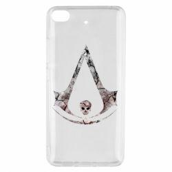 Чехол для Xiaomi Mi 5s Assassins Creed and skull