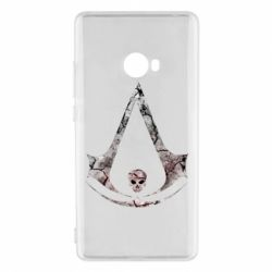 Чехол для Xiaomi Mi Note 2 Assassins Creed and skull